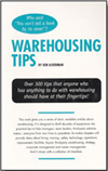 Warehousing Tips & Warehousing Forum Newsletter