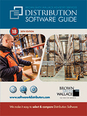 2018 Distribution Software Guide