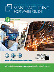 2018 Manufacturing Software Guide