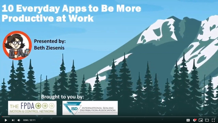 10 Everyday Apps to Be More Productive at Work